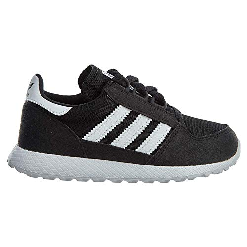 C Originals Grove Little Forest Unisex black Shoe Adidas 11k White Us M Running Kid nBCIqwR