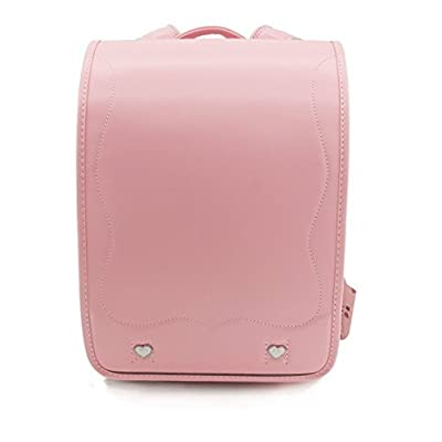 Ransel Randoseru upscale full automatic Japanese schoolbags for girls and boys pink | Kids' Backpacks