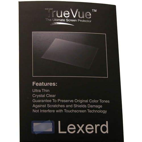 Lexerd Compatible with AvMap EKP-V TrueVue Anti-Glare GPS Screen Protector