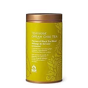 16oz Teavana Oprah Chai Tea Tin