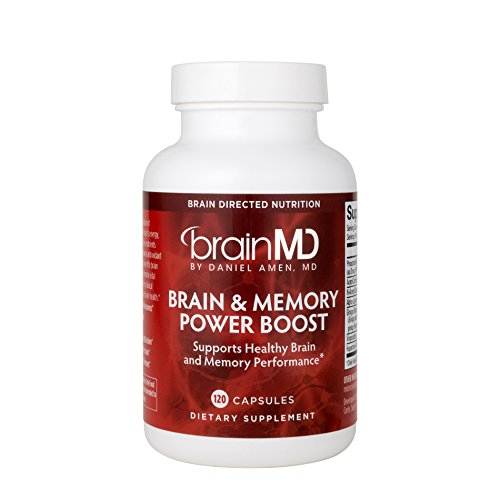 BrainMD Health Supplement Maintain Concentration product image