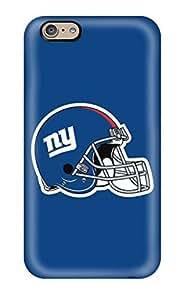 Unique Design Iphone 6 Durable Tpu Case Cover New York Giants Helmet