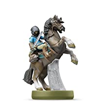Nintendo Accesorio Amiibo Link Rider Breath of The Wild - Standard Edition