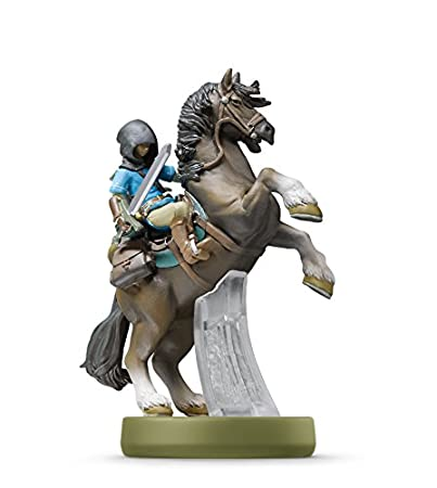 Nintendo amiibo-Link (Rider): Breath of the Wild - Nintendo Wii GameCube