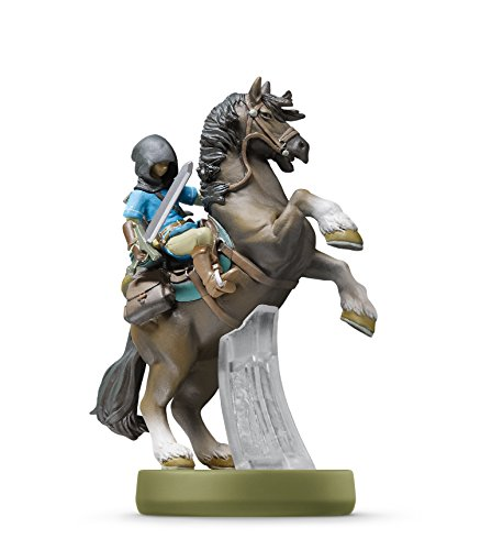 Nintendo amiibo-Link (Rider): Breath of the Wild