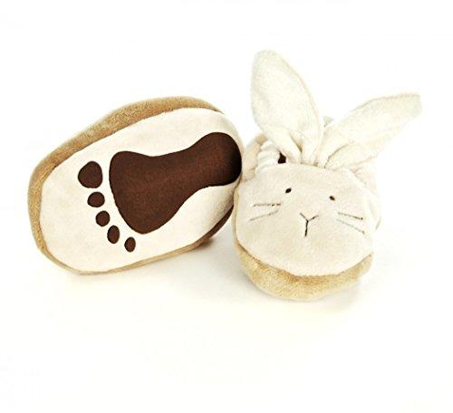 - Teddykompaniet Diinglisar Rabbit Baby Booties (6-12 Months) 16372