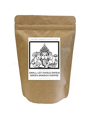 Arabica Green Unroasted Coffee Beans | 3 lbs | Small Lot Single Origin | 100% Arabica