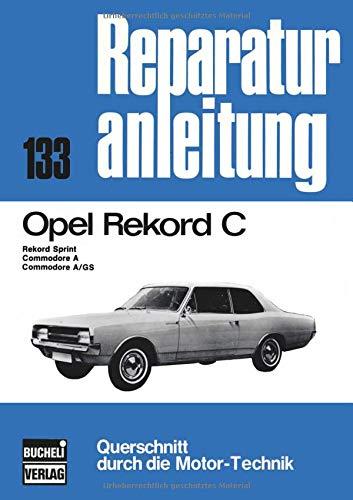 Opel Rekord C (Reparaturanleitungen)