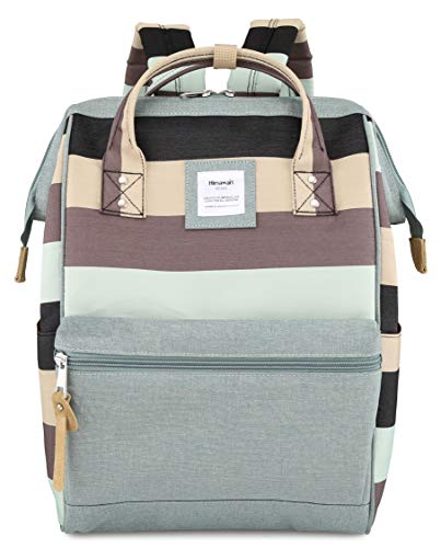 Himawari School Travel Backpack with USB Port 16 Inch Waterproof Doctor Work Diaper Bag for Women Men College Boys Girls, Regular(USB L- TWL) (Target Women)
