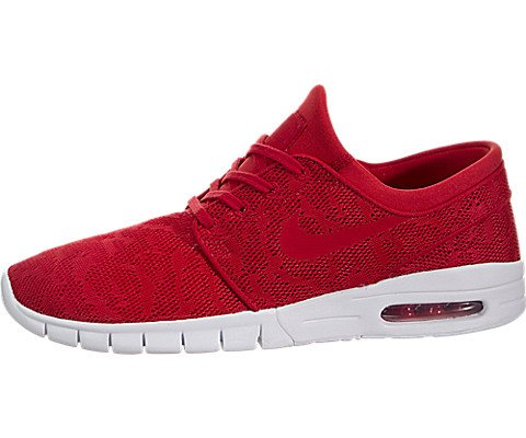 watch 60450 9a7d1 Galleon - Nike Men s Stefan Janoski Max University Red University  RedSneakers - 10.5 D(M) US