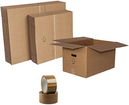 Simba Paper Design Kit Cajas Mudanza 70 Unidades cartón Doble Onda Grande + Media + pequeña. 15 Cajas Ropa cm. 60 x 40 x 35 + 25 Cajas fragili cm. 50 x 40 x 30 + 30 Cajas Libros cm. 40 x 30 x 35: Amazon.es: Hogar