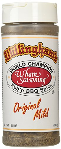 Willingham's Original Mild Seasoning 13.5 oz