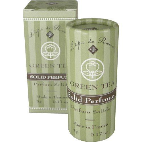 Green Tea L'epi de Provence Solid (Green Tea Solid Perfume)