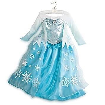 Disney Frozen Elsa Costume size 11-12  sc 1 st  Amazon UK & Disney Frozen Elsa Costume size 11-12: Amazon.co.uk: Toys u0026 Games
