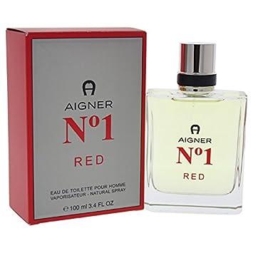 100% Qualität größte Auswahl an Detaillierung Amazon.com : Etienne Aigner No 1 Red Eau de Toilette Spray ...