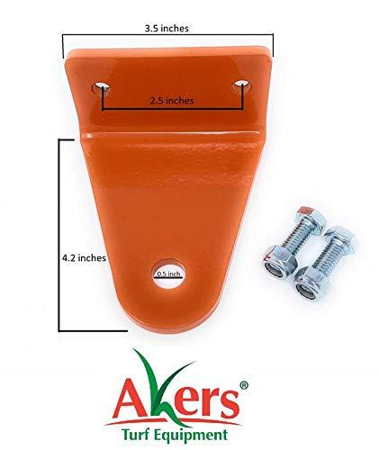 Akers Turf Equipment Kit de Enganche de Remolque para ...