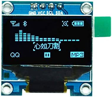 """0.96/"""" I2C IIC Serial 128X64 OLED LCD Display SSD1306 For 51 Z7K4 STM32 L8P2"""