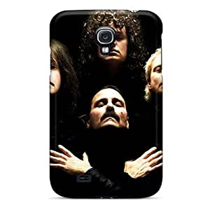 Samsung Galaxy S4 XVL4980Lcfl Allow Personal Design Beautiful Queen Image Best Cell-phone Hard Covers -AlissaDubois