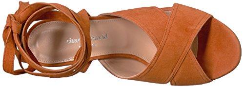Dress David Charles Women's Sandal Rust Blossom dgdCxHWn