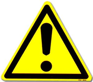 Cartel: pictograma - señal de alerta contra el área lugar - cartel de advertencia de la seguridad laboral suelo mojado puerta plástico con diseño de T-Shirt