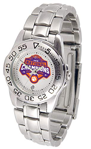 Clemson Tigers National Championship - Ladies' Sport Steel