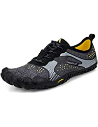 Mens Hiking Shoes Quick Drying Lightweight Breathable Jogging Walking Sneakers (Size 6.5-12 US)