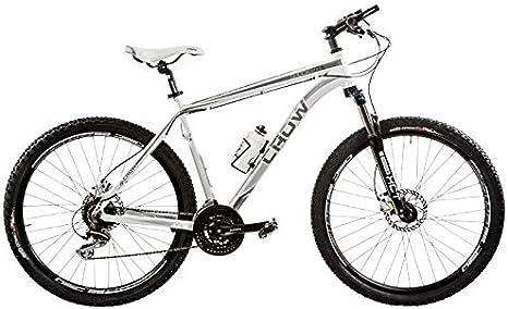bici mountain bike mtb 27,5 alluminio 21v freni a disco forcella bloccabile