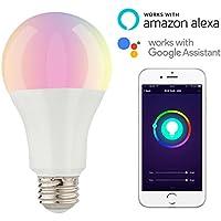 Smart LED 10-watt Light Bulb