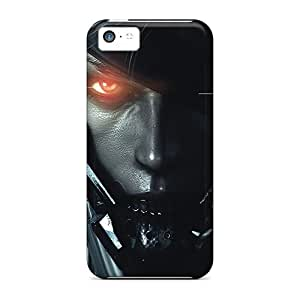 Hot Snap-on Rising Raiden Hard Cover Case/ Protective Case For Iphone 5c