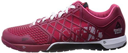 Rouge 0 En Pink Femme Sports black Cherry De 4 white blazing Crossfit Salle bing Chaussures Reebok Nano xqAtw0BAv