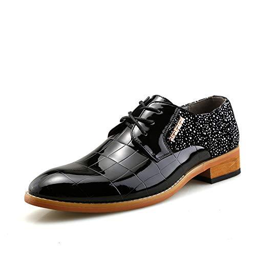 Xujw-shoes, 2018 Scarpe Stringate Basse Scarpe stringate in vera pelle di alta qualit