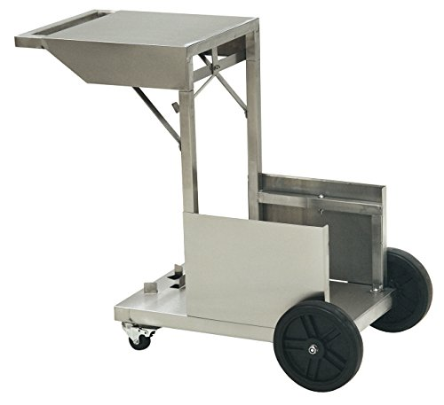 Bayou Classic 700-185, Accessory Cart for Bayou Fryer Holds 4-gal by Bayou Classic