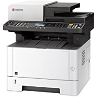 Kyocera 1102S32US0 Model ECOSYS M2040dn Black And White Laser Printer; 42 Ppm Black And White; Print, Scan, Copy; Resolution 600 x 600 Dpi, Up To Fine 1200 dpi; Print Rate: Standard 350 Sheets