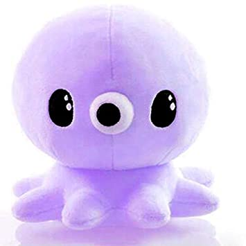 Amazon Com Mr Tree 1pc 20cm Cartoon Octopus Doll Super Cute Squid