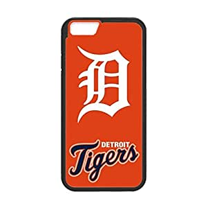 Detroit Tigers Back Design for 4.7 inch Screen iPhone 6 TPU Case (Laser Technology)-by Allthingsbasketball
