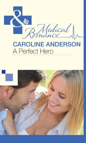 book cover of A Perfect Hero