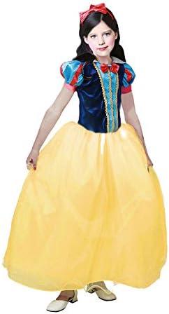 Partilandia Disfraz de Princesa Blancanieves niña Infantil para ...