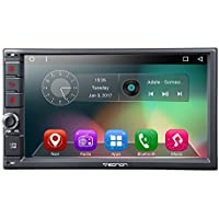 Eonon GA2162 Android 6.0 Marshmallow Car GPS Quad Core In Dash Radio Stereo 7 Inch 2 Din Multimedia Touch Screen Bluetooth 4.0 AM/FM Navigation (Without DVD)