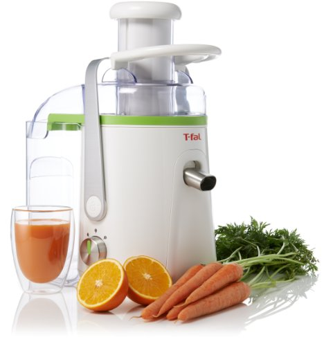 T-fal ZE5813 Balanced Living 550-Watt Juice Extractor with Stainless Steel