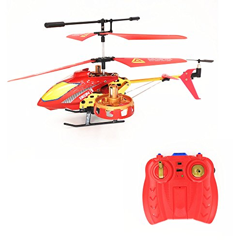 Remote Control Helicopter, RC Helicopter 4 Channel RC Heli with Gyro Best Birthday Christmas Festival Gift for Boys Girls and Adults