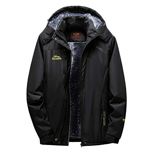 (HYIRI Classic Sport Outdoor Assault Coat,Women's Winter Outdoor Cashmere)