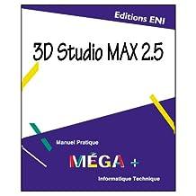 3D Studio Max 2.5