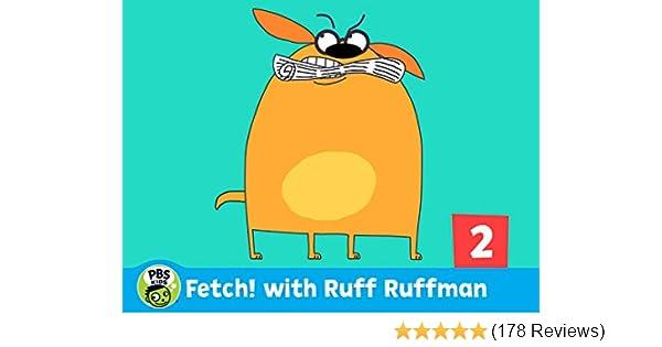 Amazon com: Watch Fetch! With Ruff Ruffman Season 2   Prime