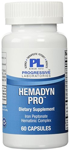 Progressive Labs Hemadyn Pro Supplement, 60 Count For Sale