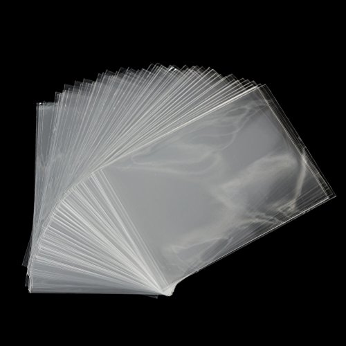 FidgetGear 100 X Clear Gift Party Chocolate Lollipop Candy Cello Bags Cellophane Sleeves from FidgetGear
