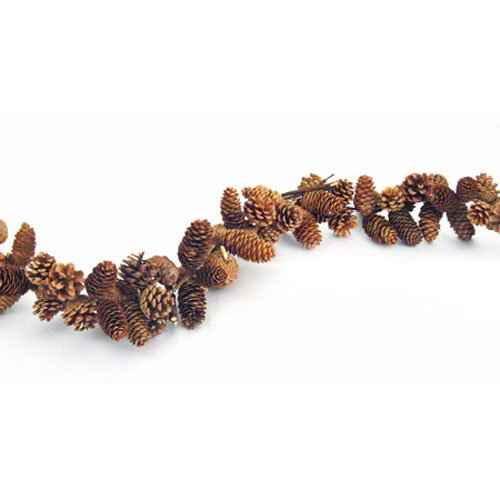 Pinecone Garland 60