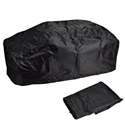 Brand New 420D Waterproof Winch Cover - Fits 15000-17000 LB