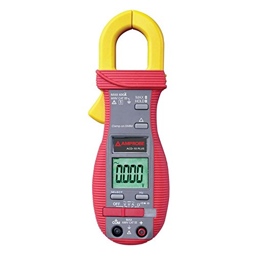 Price comparison product image Amprobe ACD-10 PLUS 600A Clamp Multimeter