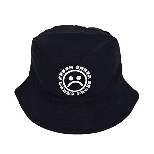 Semoic Men Sad Boys Bucket Hat Festival Accessory