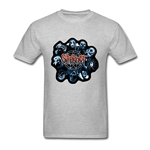 OMMIIY Men's Slipknot Logo T shirts (Dean Swift Snuff compare prices)